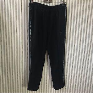 Adidas Mesh Three Stripe Jogger Sweatpants